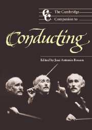 conducting companion